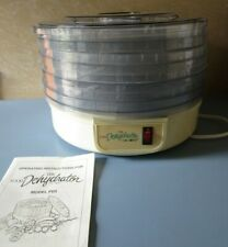 The Food Dehydrator by Mr. Coffee Never used - No box