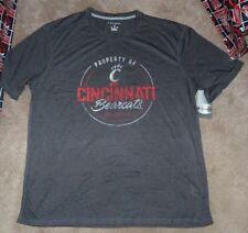 NEW NCAA Cincinnati Bearcats T Shirt Men XL X-Large Champion 46 48 NWT
