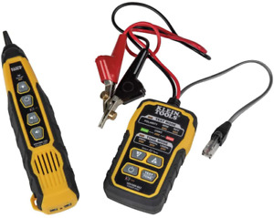 Klein Tools VDV500-820 Cable Tracer with Probe Tone Pro Kit for RJ11 and RJ45 Ca