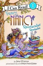 Fancy Nancy: Spectacular Spectacles (I Can Read Book 1)-ExLibrary