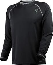 Fox Racing Indicator Long Sleeve L/S Jersey Black