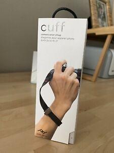 New Peak Design Cuff DSLR Camera Wrist Strap Black