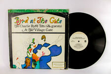 Charlie Byrd Trio And Guests ‎– Byrd At The Gate LP - Very RARE SEE DESCRIPTION