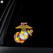 Best Marine Corps Sticker Usmc Decal Semper Fidelis USA Military Car Windows