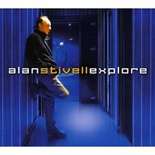 EXPLORE- STIVELL, ALAN- CD- NEW & SEALED- CD F-23/3