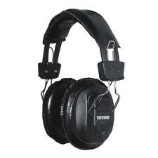 Soundlab Full Size Padded Headphones with Volume Control DJ TV Radio HiFi