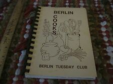 Berlin Cooks - Berlin Tuesday Club - Cook Book