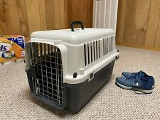 Essentials Plastic Pet Carrier Kennel Airline Apprived Small Local Pick Up Only