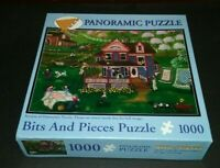 1000 pièces puzzle Kilimandjaro Morning Castorland 103188