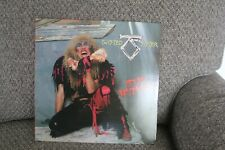 Twisted Sister Stay Hungry Vinyl Record Lp