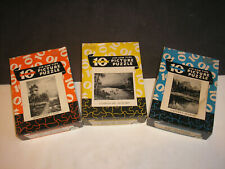 Vtg. Picture Jigsaw Puzzles (Lot of 3) BIG 10- Complete
