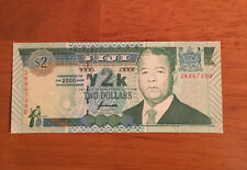 Fiji 2 Dollars ND 2000 P-102 COMMEMORATIVE Y2K> UNC