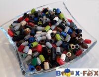 [BF8002] Lego 200x Rundstein 1x1 (No. 3062) in verschiedenen Farben
