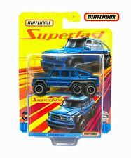 Matchbox SuperFast Mercedes-Benz G63 AMG 6X6