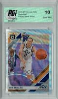Joe Ingles 2019 Optic #69 Fanatics Rare Silver Wave SP Card PGI 10