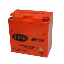 TDRMOTO Yb16cl-b 12v ATV Battery for Kawasaki Klf300 Bayou Rally Prairie 4x4 UTV