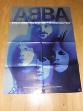 ABBA - THE MOVIE - original Kinoplakat A1 ´78