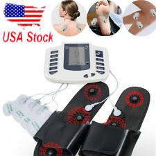 A Digital Therapy Machine Full Body Massager Muscle Pain Relief Acupuncture