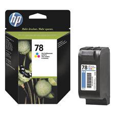 HP 78 (C6578A); OVP; KEIN REFILL, Rechnung mit Mwst,