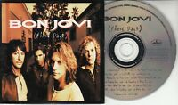 BON JOVI These Days rare 1995 UK 14-track promo CD TDCDJ1