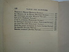 1931 ANTHOLOGIE DE LA CHANSON FRANCAISE DE PIERRE VRIGNAULT CHEZ DELAGRAVE