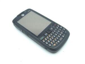 MOTOROLA ES400 - PRISTINE CONDITION - 3MP - 3G - BLACK - UNLOCKED