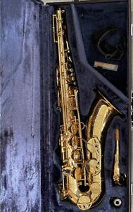 Yamaha YTS-62 Tenor Saxophon Saxofon im Koffer