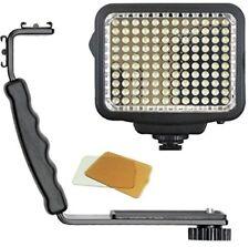 Camera LED Light Panel for Nikon D3100, D3200, D3300