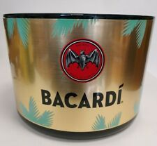 Barcardi 10 Ltr Ice Bucket with Lid & Liner