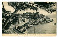 CPA 13 Bouche-du-Rhône Marseille La Corniche Le Prophète