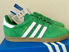 adidas 350 green white 12 uk bnibwt . unworn