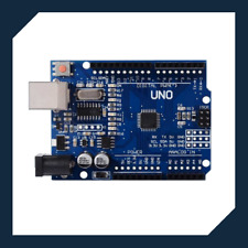 Atom Arduino UNO R3 - Free 1st Class - Case included