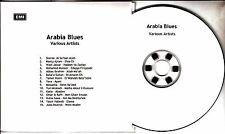 Arabia Blues 2006 UK 15-track promo test CD