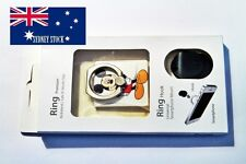 1 x Micky Mouse Ring Hook Mobile Phone Car Mount Holder for Any Smartphone