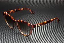 Gucci Gg0763S 002 Cat Eye Injection Havana Shiny Brown 53 mm Women's Sunglasses
