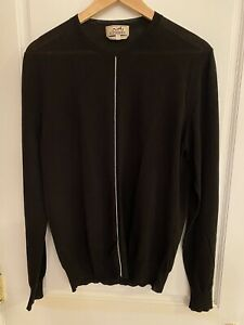 Hermes Cotton Sweater sz. small