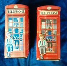 Tirelire cabine téléphonique Anglaise English Phone Booth Box