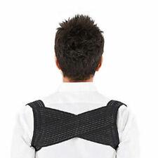 Shoulders Back Support Posture Corrector Brace Belt Relief Collar Bone Pain