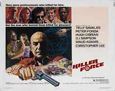 Killer force Poster 02 A4 10x8 photo print
