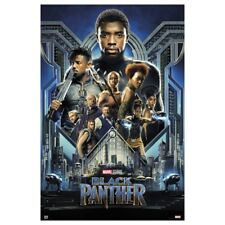 BLACK PANTHER - ONE SHEET MOVIE POSTER 24x36 - 160655