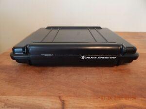 Pelican 1085 Hardback Laptop Computer Case with Foam