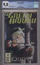 GREEN ARROW #2 - CGC 9.0 - 1ST PRINT - 1228043003