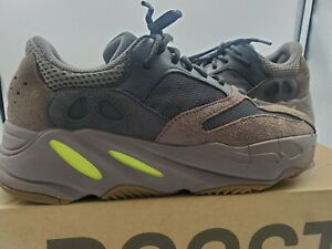 ADIDAS YEEZY BOOST 700 MAUVE GREY WAVE RUNNER 350 EE9614 Size 9.5