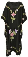 Long Dresses Kaftan/Beach with Embroidered