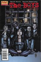The Boys Comic 22 Cover A First Print 2008 Garth Ennis Darick Robertson Dynamite