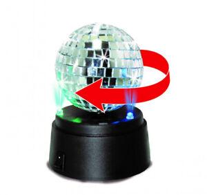 LED Diskokugel Kugelleuchte Disko Party Beleuchtung