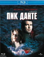 Dante's Peak (Blu-ray) Eng,Russian,French,German,Italian,Spanish,Portuguese,Jap.