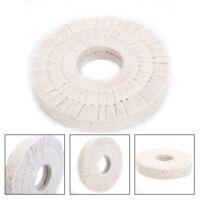 "150mm 6"" Cloth Grinding Wheel Metal Polishing Disc Wheels For Bench Grinder"