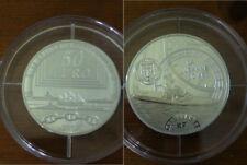 Francia 50 euro 2012 grandes buques franceses-jean d 'Arc plata pp