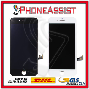 DISPLAY LCD VETRO TOUCH Per Apple iPhone 7 SCHERMO 7G ORIGINALE TIANMA